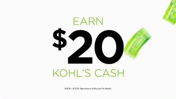 Kohl's TV Spot, 'Spend Your Kohl's Cash' - Thumbnail 7
