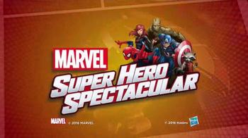 Marvel Ultimate Spider-Man Color Shock Slingers & Masks TV Spot, 'Action' - Thumbnail 1