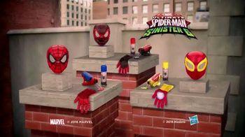 Marvel Ultimate Spider-Man vs. Sinister 6 Color Shock Slingers & Masks TV Spot, 'Action' - Thumbnail 7