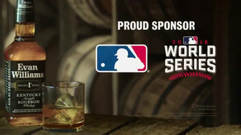 Evan Williams Bourbon TV Spot, 'Proud Sponsor of MLB' - Thumbnail 10