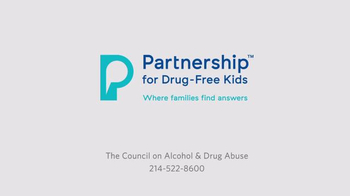 Partnership for Drug-Free Kids TV Spot, 'Reflection Mom' - Thumbnail 8