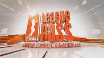 WNBA App TV Spot, 'League Pass' - Thumbnail 10