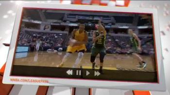 WNBA App TV Spot, 'League Pass' - Thumbnail 4