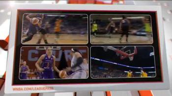 WNBA App TV Spot, 'League Pass' - Thumbnail 5