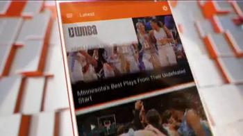 WNBA App TV Spot, 'League Pass' - Thumbnail 6