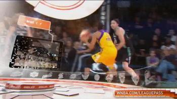WNBA App TV Spot, 'League Pass' - Thumbnail 8