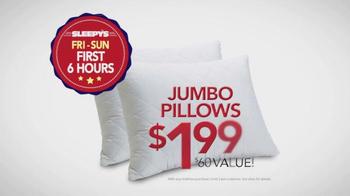 Sleepy's Labor Day Sale TV Spot, 'Final Days' - Thumbnail 1