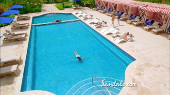 Sandals Resorts TV Spot, 'Sandals Barbados' - Thumbnail 7