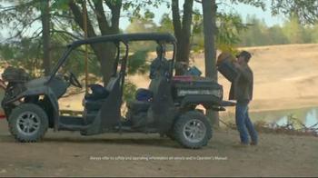John Deere Gator XUV 590i TV Spot, 'Versatile' - 271 commercial airings