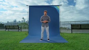 Alaska Airlines TV Spot, 'Benefits' Featuring Russell Wilson - 100 commercial airings