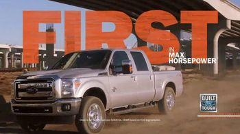 Ford Truck Month TV Spot, '2016 Super Duty'