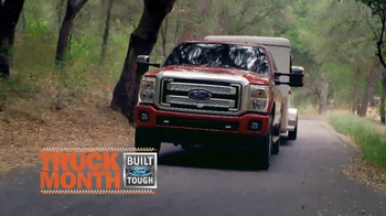 Ford Truck Month TV Spot, '2016 Super Duty' - Thumbnail 1