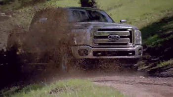 Ford Truck Month TV Spot, '2016 Super Duty' - Thumbnail 6