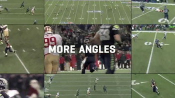 NFL Game Pass TV Spot, 'More Angles' - Thumbnail 4
