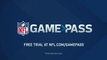 NFL Game Pass TV Spot, 'More Angles' - Thumbnail 6