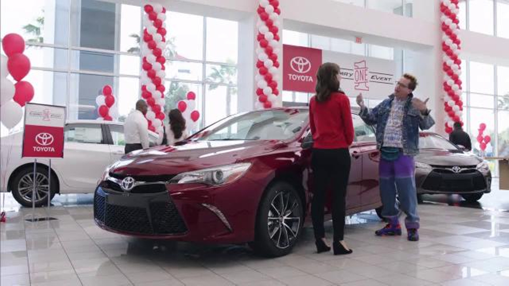 Toyota Camry Commercial Song >> Toyota Camry One Event TV Commercial, 'The Nineties' - iSpot.tv