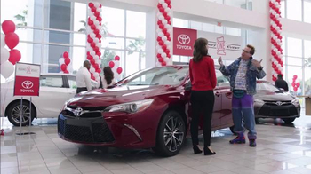 Toyota Camry One Event TV Spot, 'The Nineties' - 52 commercial airings