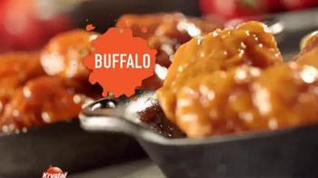 Krystal Boneless Wings Value Meal TV Spot, 'Boneless. Wings.' - Thumbnail 2