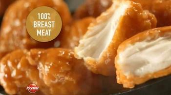 Krystal Boneless Wings Value Meal TV Spot, 'Boneless. Wings.' - Thumbnail 6