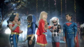 Party City TV Spot, 'Thrillerize Halloween: DC Superhero High Costumes' - Thumbnail 1