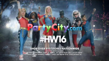 Party City TV Spot, \'Thrillerize Halloween: DC Superhero High Costumes\'