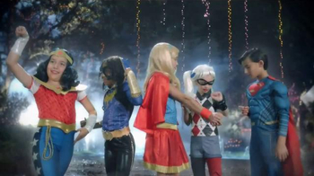 Party City TV Spot, 'Thrillerize Halloween: DC Superhero High Costumes' - Thumbnail 2