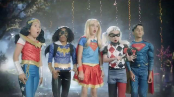 Party City TV Spot, 'Thrillerize Halloween: DC Superhero High Costumes' - Thumbnail 6