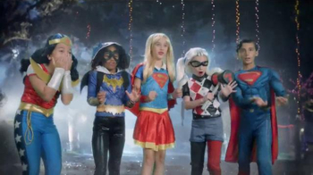 Party City TV Spot, 'Thrillerize Halloween: DC Superhero High Costumes' - Thumbnail 8