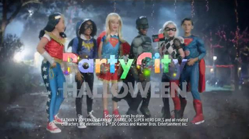 Party City TV Spot, 'Thrillerize Halloween: DC Superhero High Costumes' - Thumbnail 9