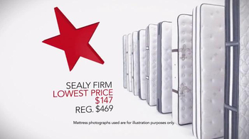 Macy's One Day Mattress Sale TV Spot, 'Lowest Prices of the Season' - Thumbnail 5