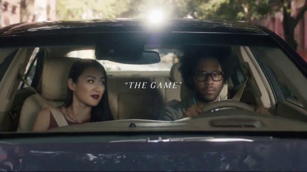 2016 Cadillac Cts Tv Commercial The Game Ispot Tv
