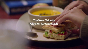 Panera Bread Chipotle Chicken Avocado Melt TV Spot, 'Medical Students'