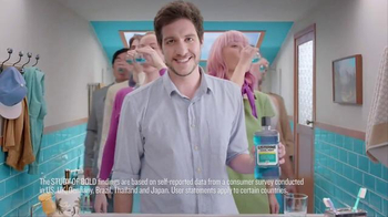 Listerine TV Spot, 'What's It Like to Not Feel 100% Fresh? We Don't Know.'
