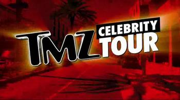 TMZ Celebrity Tour TV Spot, 'Huge Stars' - Thumbnail 1