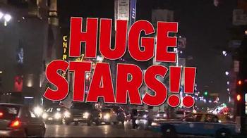TMZ Celebrity Tour TV Spot, 'Huge Stars' - Thumbnail 2