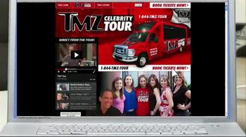 TMZ Celebrity Tour TV Spot, 'Huge Stars' - Thumbnail 6