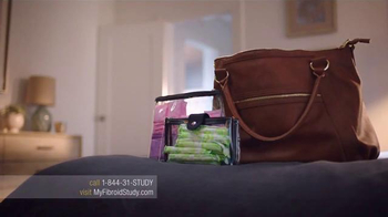 AbbVie TV Spot, 'My Fibroid Study'