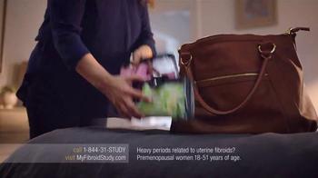 AbbVie TV Spot, 'My Fibroid Study' - Thumbnail 3