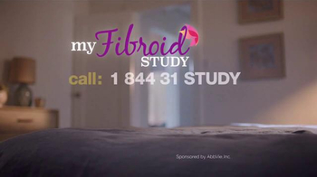 AbbVie TV Spot, 'My Fibroid Study' - Thumbnail 5