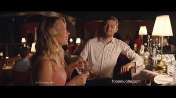 Tommy John TV Spot, 'Undershirt Undoing'