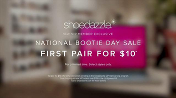 Shoedazzle.com National Bootie Day Sale TV Spot, 'Celebrate' - Thumbnail 9