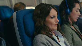 American Express Blue Cash Everyday Card TV Spot, 'Recline' Feat. Tina Fey - Thumbnail 2