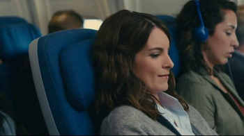 American Express Blue Cash Everyday Card TV Spot, \'Recline\' Feat. Tina Fey