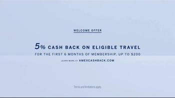 American Express Blue Cash Everyday Card TV Spot, 'Recline' Feat. Tina Fey - Thumbnail 5