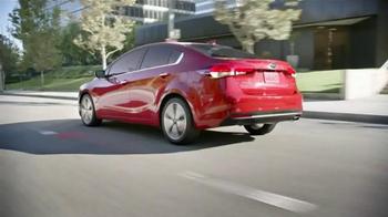 2017 Kia Forte TV Spot, 'Car Karaoke With Autonomous Emergency Braking' - Thumbnail 9