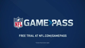 NFL Game Pass TV Spot, 'Take It Back' - Thumbnail 6