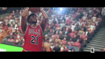 NBA 2K17 TV Spot, 'Time to Assemble' Featuring Kevin Durant, Kyrie Irving - Thumbnail 9