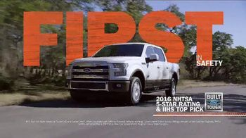 Ford Truck Month TV Spot, 'F-150: First' - 123 commercial airings