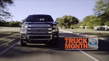 Ford Truck Month TV Spot, 'F-150: First' - Thumbnail 1