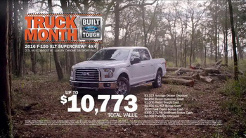 Ford Truck Month TV Spot, 'F-150: First' - Thumbnail 8